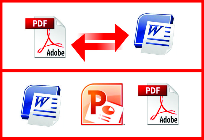 how to convert pdf to docx using adobe reader