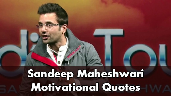 Sandeep Maheshwari Motivational Quotes