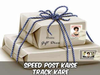 Speed Post Kaise Track Kare