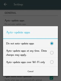 Playstore Se Automatic Update Band Karna