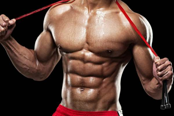 Six Pack Abs Exercise Chart