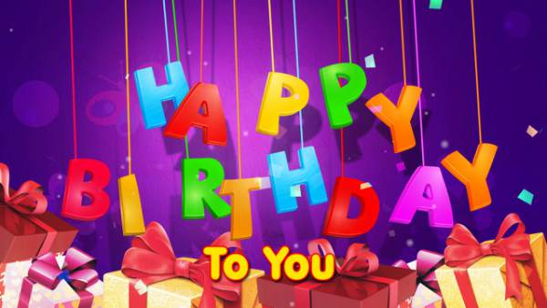 Bday Wishes In Hindi Font