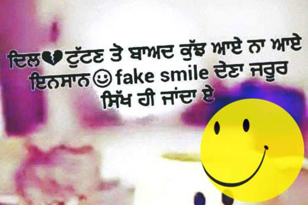 punjabi attitude status in hindi 2 line
