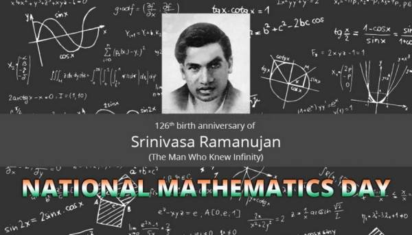 national mathematics day Speech