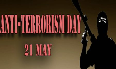 Anti Terrorism Day slogans in hindi