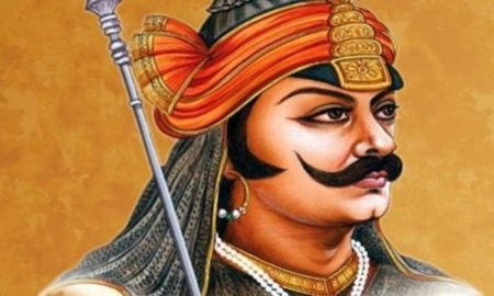 Maharana Pratap Jayanti Poem in Hindi
